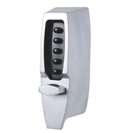 Kaba Simplex 7100 Series Thumb Turn Push Button Mechanical