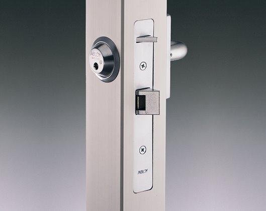 ABLOY EL411 Electric Solenoid Bolt & Narrow Door Lock