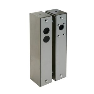 Surface Housing For Deedlock Electric Solenoid Bolt Locks